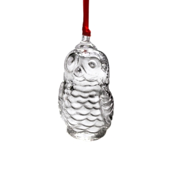 2015 Snowy Owl Ornament
