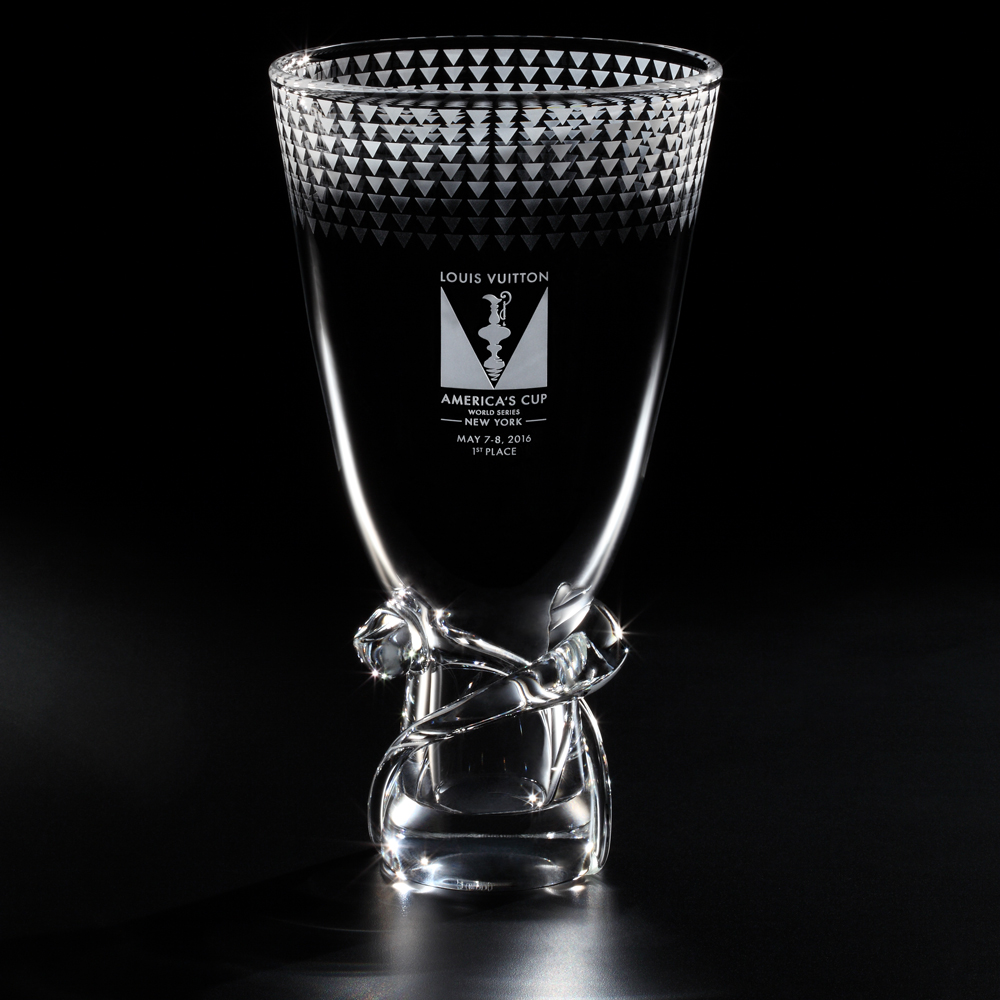 America's Cup World Series Trophy