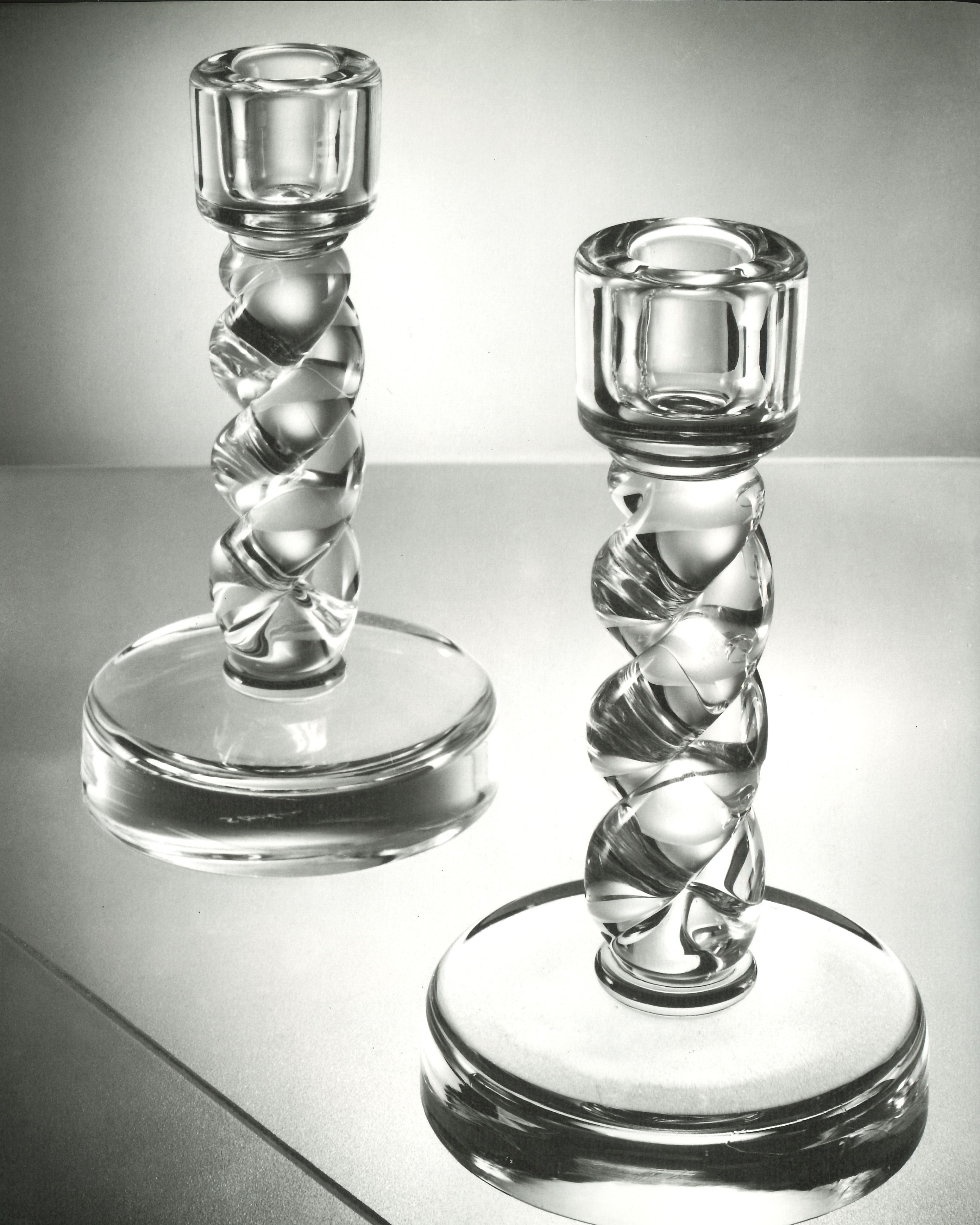 Rope Candlesticks